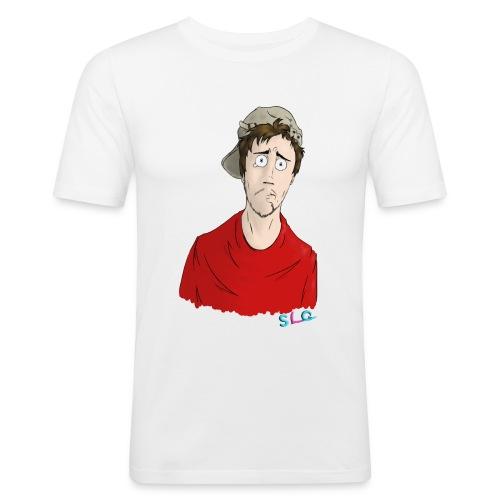 Geek - Tee shirt manches longues Premium Homme - T-shirt près du corps Homme