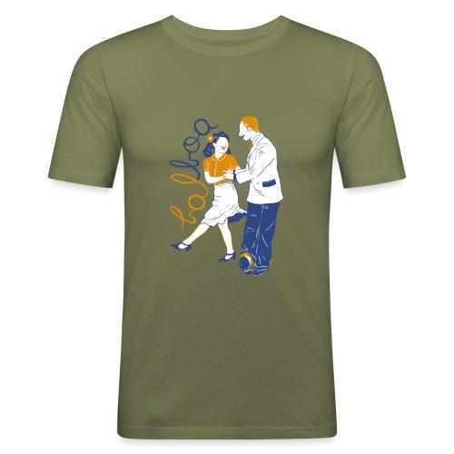 Balboa - Men's Slim Fit T-Shirt