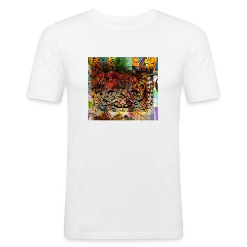 urban tribute - T-shirt près du corps Homme