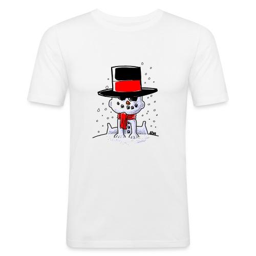 snowbaby hat - slim fit T-shirt
