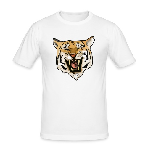 Tiger - Men's Slim Fit T-Shirt
