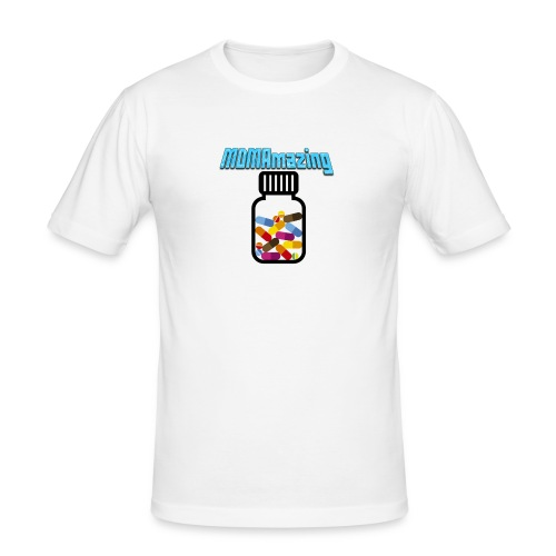 mdmamazing png - Männer Slim Fit T-Shirt