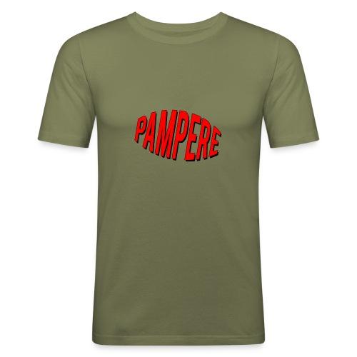 pampere - Obcisła koszulka męska