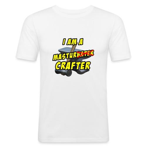 Master Crafter - Men's Slim Fit T-Shirt