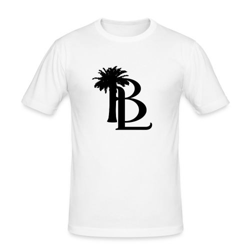 bllogo-png - Herre Slim Fit T-Shirt