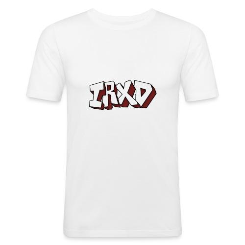t-shirt voor vrouwen met lange mouwen - Mannen slim fit T-shirt