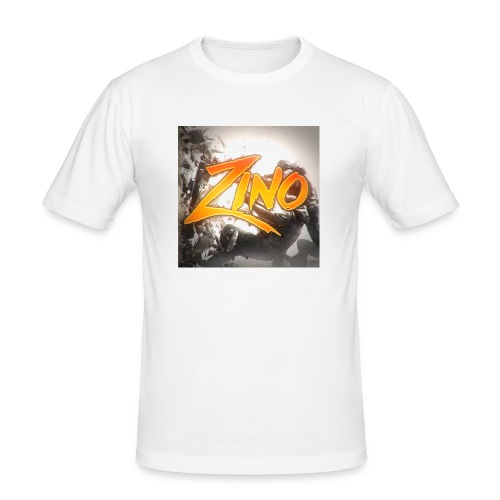InfinityZino Snapback! - Mannen slim fit T-shirt