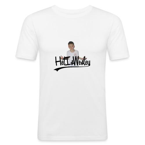 HetIsWesley T-Shirt - slim fit T-shirt