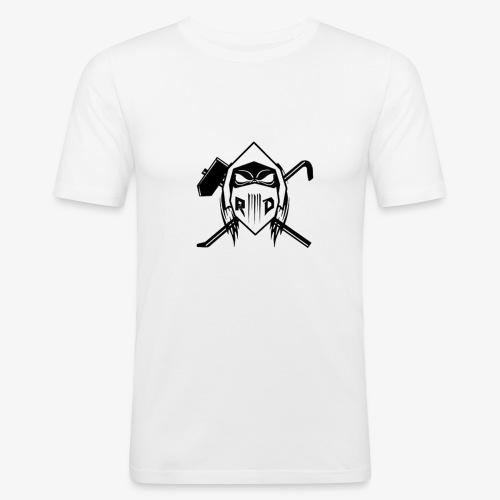 RBNDLX SHIRT - LOGO 2 - Männer Slim Fit T-Shirt