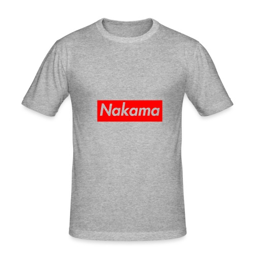 Nakama - T-shirt près du corps Homme