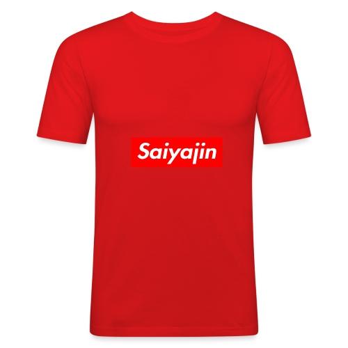 saiyajin - T-shirt près du corps Homme
