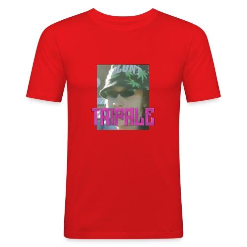 Rare Taipale - Miesten tyköistuva t-paita