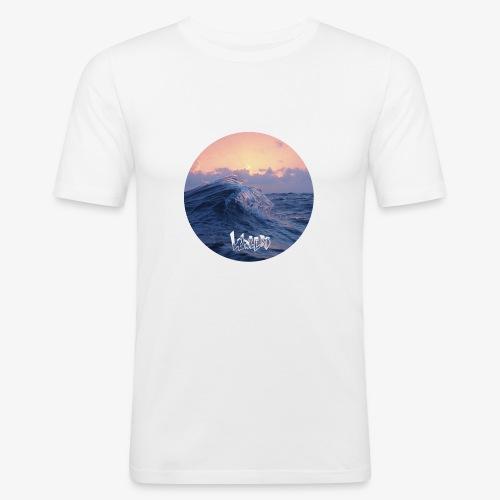 WAVE - Men's Slim Fit T-Shirt