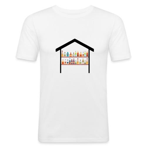 CocktailHouse 4 - Maglietta aderente da uomo