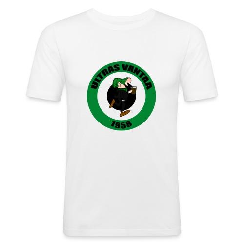 Ultras Vantaa Logo - Miesten tyköistuva t-paita