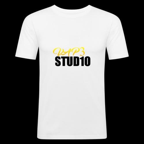 VAP3 STUD1O limited edition - Men's Slim Fit T-Shirt