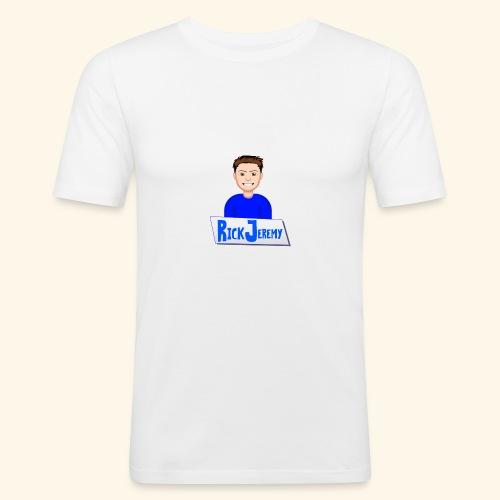 RickJeremymerchandise - Mannen slim fit T-shirt