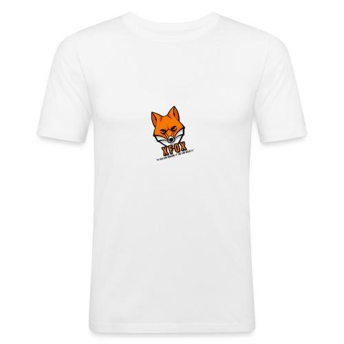 Official T-Shirt - Männer Slim Fit T-Shirt