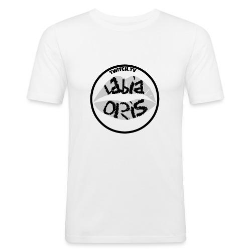 Labia Oris Tee v1 - Mannen slim fit T-shirt