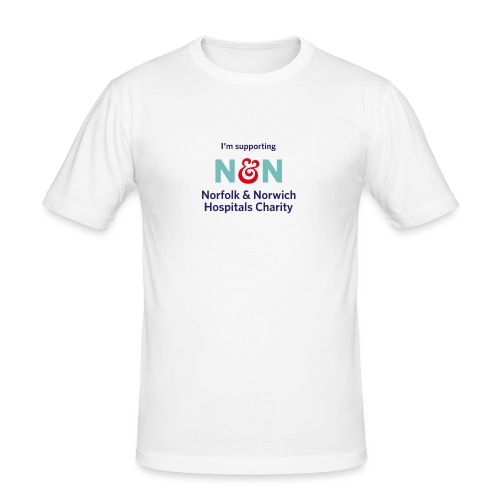 I'm supporting N&N - Men's Slim Fit T-Shirt