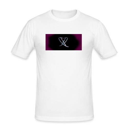 Box_logo_3 - Herre Slim Fit T-Shirt