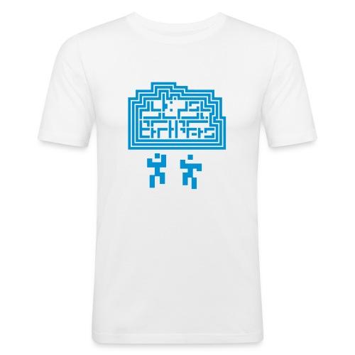 pukipsybroxx - Männer Slim Fit T-Shirt