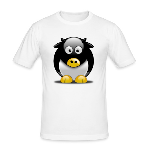Mascotte MayLUG - T-shirt près du corps Homme