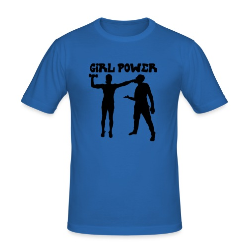 GIRL POWER hits - Camiseta ajustada hombre