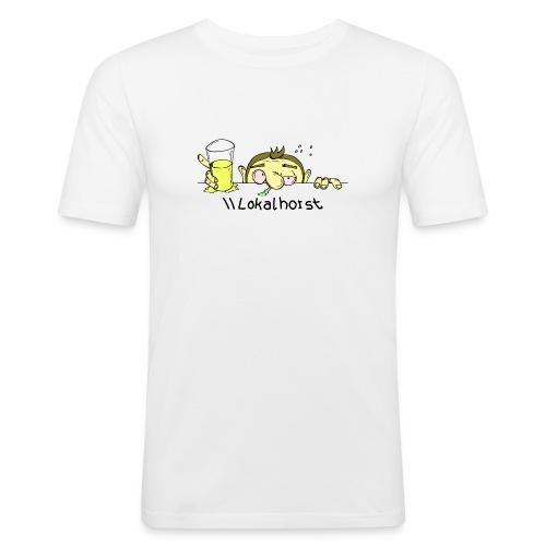 Lokalhorst - Männer Slim Fit T-Shirt