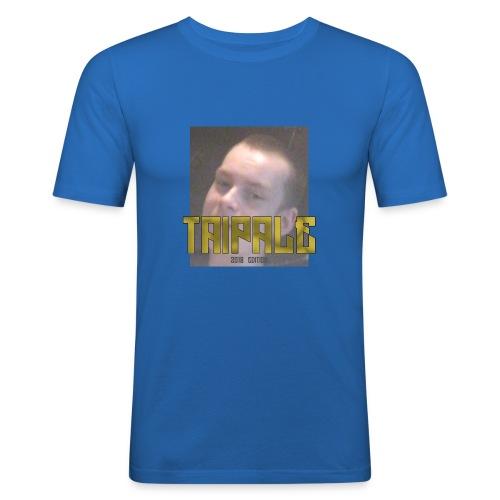 Taipale 2018 Edition - Miesten tyköistuva t-paita