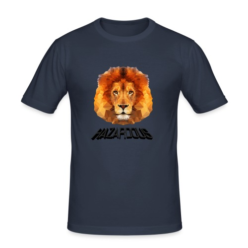 hazarous png - Männer Slim Fit T-Shirt