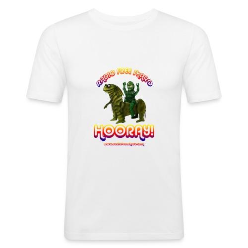 rfs hooray 2 - Men's Slim Fit T-Shirt