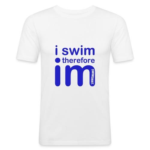 im blueish png - Men's Slim Fit T-Shirt