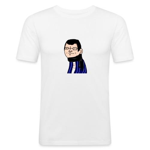 La collection de l'ancien wankul ChromeTiX - T-shirt près du corps Homme