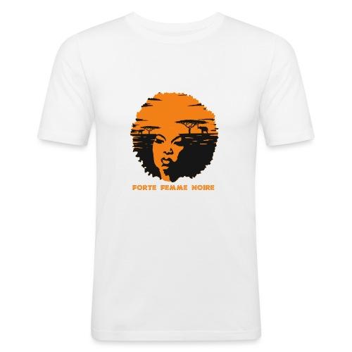 Strong Black Woman - Männer Slim Fit T-Shirt