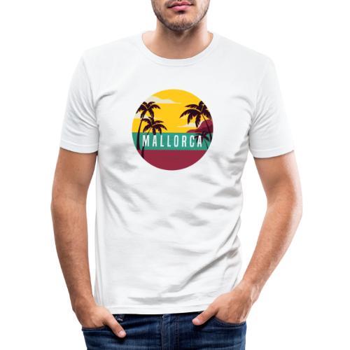 Mallorca - Männer Slim Fit T-Shirt