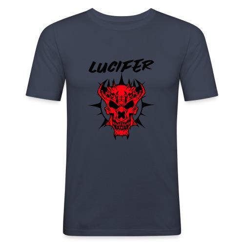 lucifer - T-shirt près du corps Homme