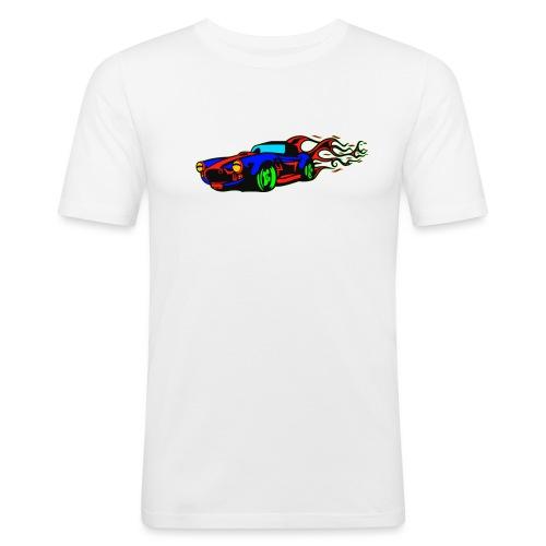 auto fahrzeug tuning - Männer Slim Fit T-Shirt