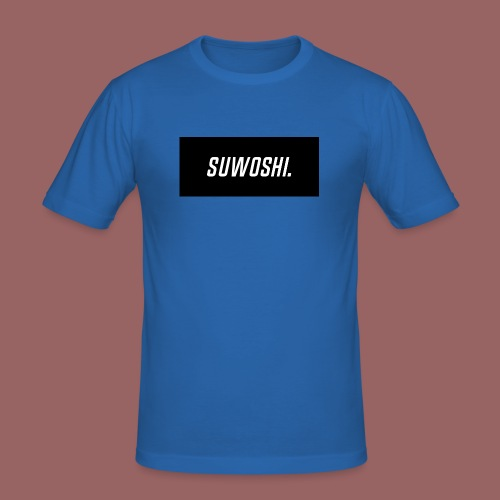 Suwoshi Sport - Mannen slim fit T-shirt