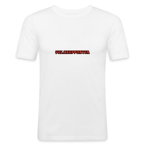 Yglcsupporter Phone Case - Men's Slim Fit T-Shirt
