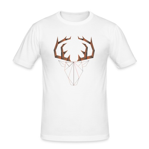 LOW ANIMALS POLY - T-shirt près du corps Homme