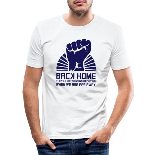 Back Home - Men's Slim Fit T-Shirt