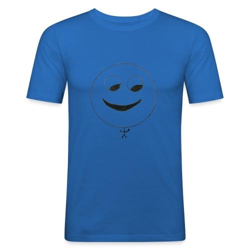 Janic Shop - Männer Slim Fit T-Shirt