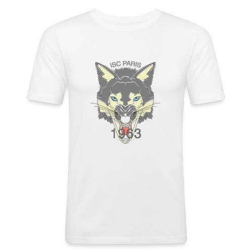 Loup ISC Promo - T-shirt près du corps Homme