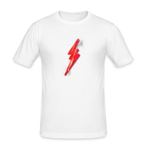 Flash2G Official Merch - Men's Slim Fit T-Shirt