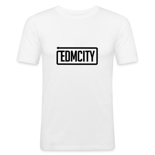 oke png - Mannen slim fit T-shirt