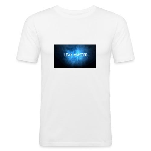 leak master - Men's Slim Fit T-Shirt