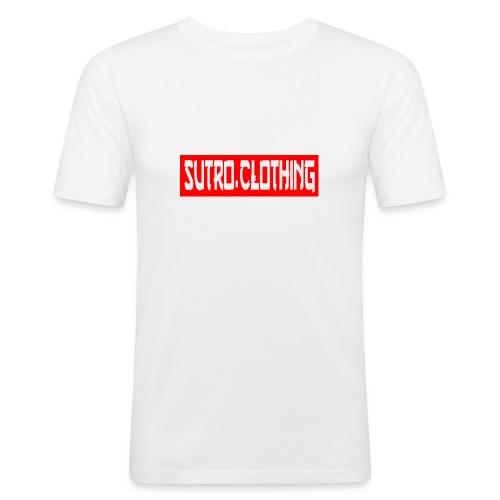 sutrobogo - Männer Slim Fit T-Shirt