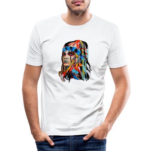 Pióra i pióropusze - Obcisła koszulka męska