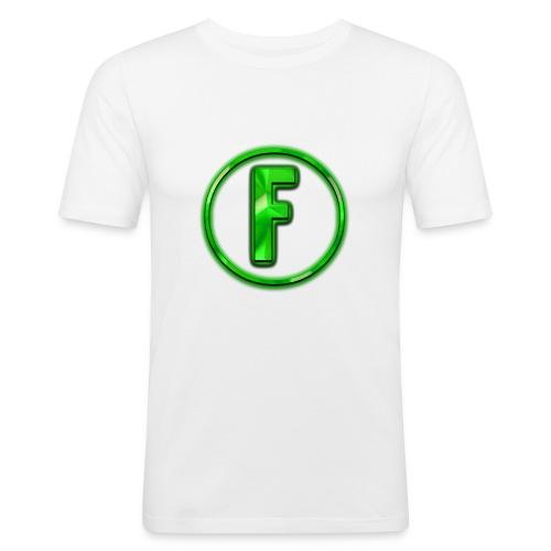 FLONIC'S MERCH!!! Mit echtem Flonic Logo!!! - Männer Slim Fit T-Shirt